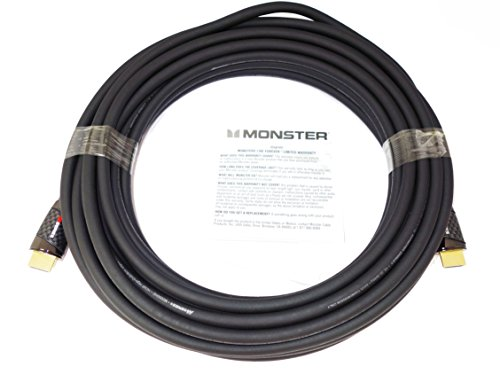 monster cable hdmi 35 ft - 9