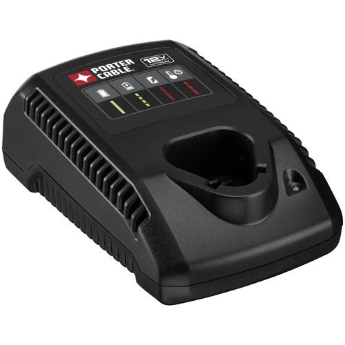 PORTER-CABLE PCL12C 12V Max Lithium Fast Charger
