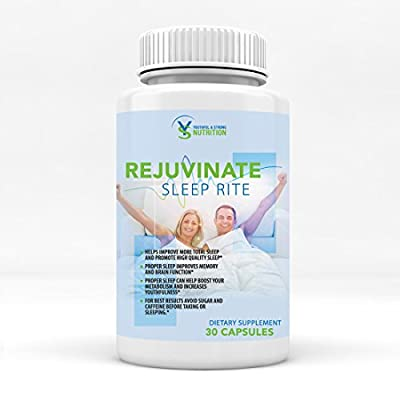 Rejuvinate Sleep Rite Formula