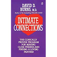 Intimate Connections by David D. Burns (1985-11-05)