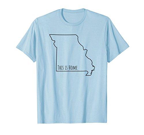 This is Home - Missouri TShirt Men Women Kids -
