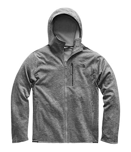 The North Face Men's Canyonlands Hoodie TNF Medium Grey Heather 2 Small
