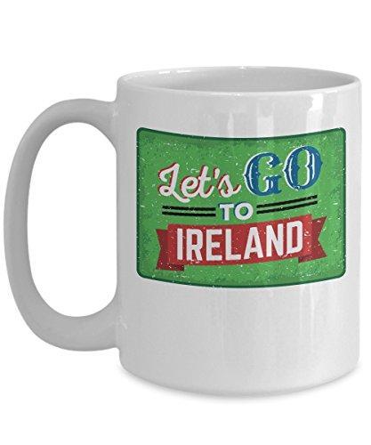 Let's Go To Ireland Irish Coffee -