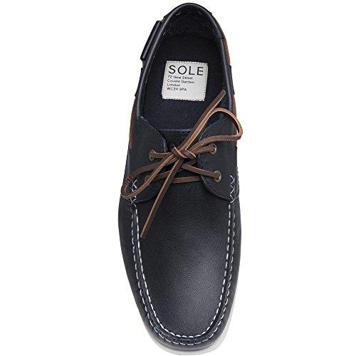 Sole Penry Homme Chaussures Bleu Blue Vr5q6