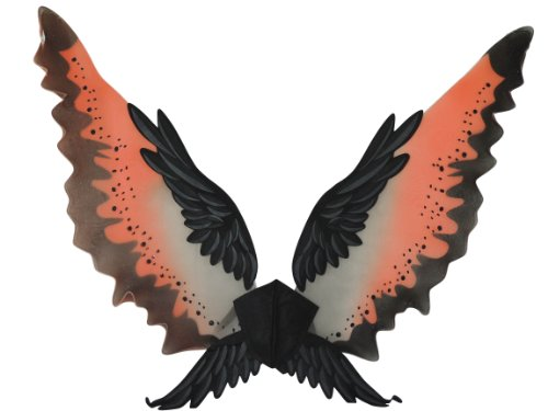 38in Eagle Wings (Orange/Black) Adult Accessory