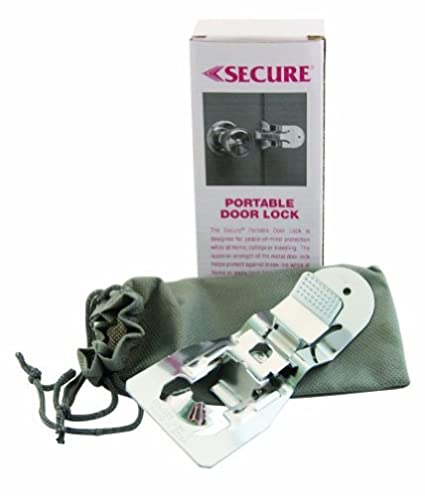 Secure Portable Home \u0026 Travel Door Safety Lock - Personal Protection For Home Hotel  sc 1 st  Amazon.com & Secure Portable Home \u0026 Travel Door Safety Lock - Personal Protection ...