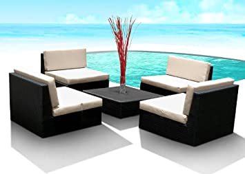 patio couch set outdoor patio furniture wicker sofa sectional pc resin couch set