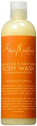 SheaMoisture Argan Shea Body Wash