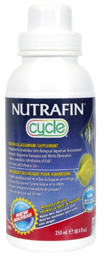 - Nutrafin Cycle Bio Filter Supplement - 8.4 Ounces
