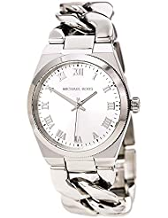 Michael Kors Womens Quartz Casual Watch, Color:Stainless Steel (Model: 33302)
