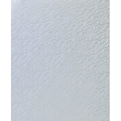 d-c-fix Self-Adhesive Privacy Glass Window Film, Snow, 17.71' x 78' Roll, 346-0012 17.71 x 78 Roll Brewster Wallcovering Co 3460012