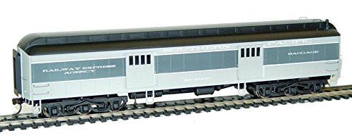 Rivarossi HO Scale Pullman 60' Baggage #6350 Southern Pacific Train