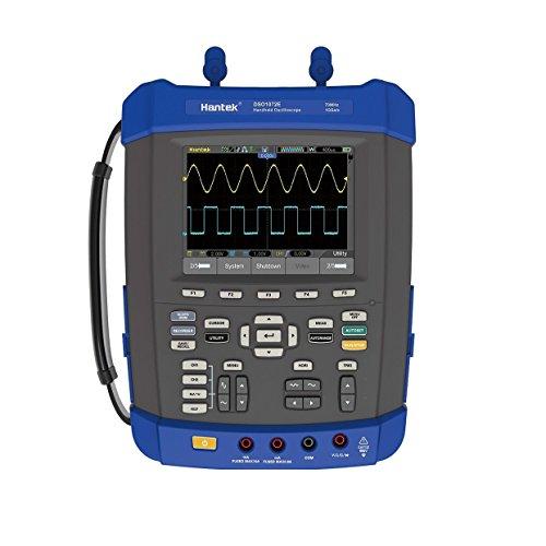 Hantek DSO1072E 2 Channel 70MHz Bandwideth 2M Memory Depth Digital Oscilloscope/Multimeter/Recorder 5.6 inch TFT
