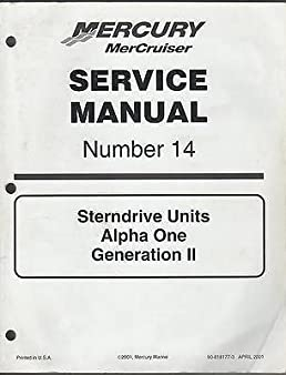 mercruiser 3 0 alpha one service manual manual guide example 2018 u2022 rh topservicemanual today Mercruiser 3.0 Manual PDF Mercruiser 3.0 Specifications