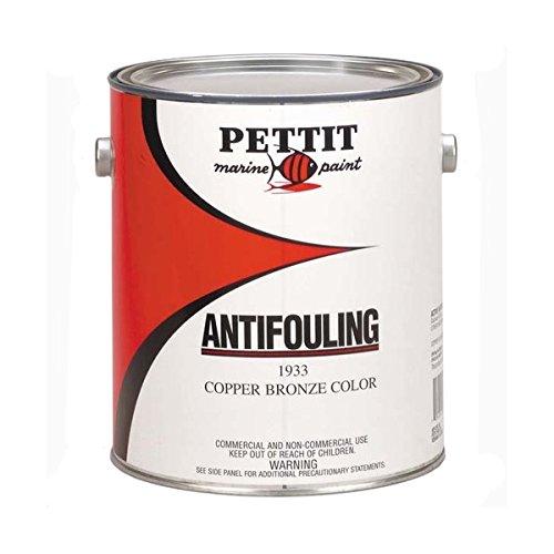Pettit Copper Bronze Antifouling Finish, Quart