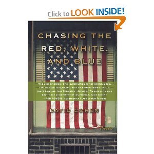 Download Chasing the Red, White, and Blue: A Journey in Tocqueville's Footsteps Through Contemporary America [Paperback] pdf