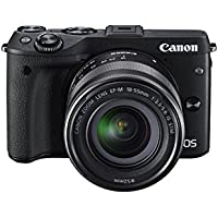Canon M3 24.2MP Camera w/18-55mm Lens