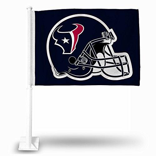 Rico Industries NFL Houston Texans Car Flag