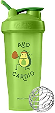 Coqueteleira BlenderBottle Just for Fun Classic, de 800 ml, Avo Cardio
