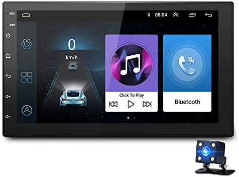 Sodial 7 Zoll Android 8 1 2 L Rm Auto Dvd Radio Multimedia Player Gps Navigation Universal Für Nissan Peugeot Toyota Double Din Autoradio Auto