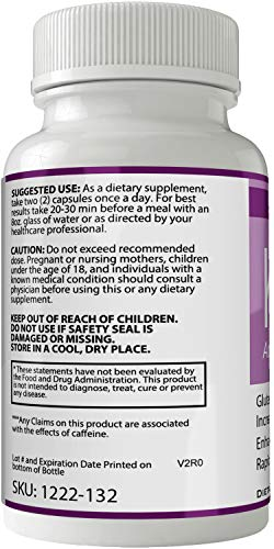 Miraculoux Keto Pills Advance Weight Loss Supplement, Appetite Suppressant with Ultra Advanced Natural Ketogenic Capsules, 800 mg Fast Formula with BHB Salts Ketone Diet Boost Metabolism and Focus by nutra4health LLC (Image #2)