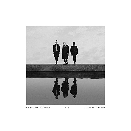 CD : Pvris - All We Know Of Heaven, All We Need Of Hell (CD)