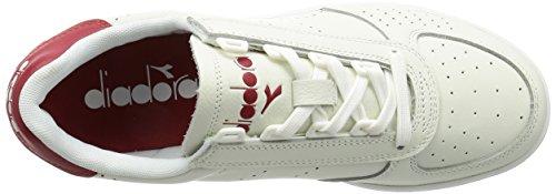 Premium Blanco pimiento C5147 para L Diadora Elite Hombre B Zapatillas HqWf4AP8nA