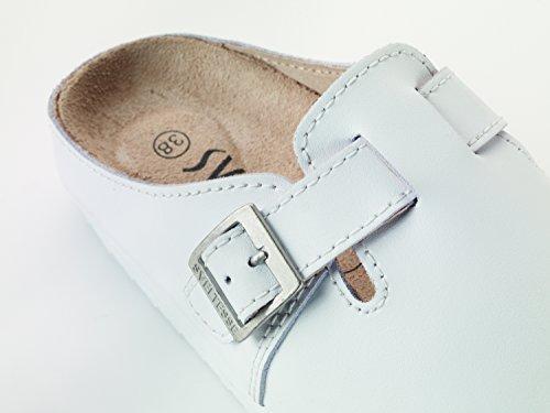 Sveltesse-zapata adelgazante Tonic de piel Blanco - blanco