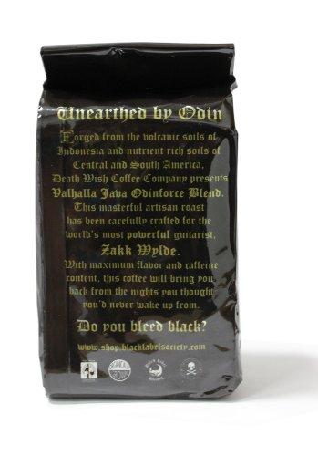 Valhalla Java Whole Bean Coffee By Death Wish Coffee