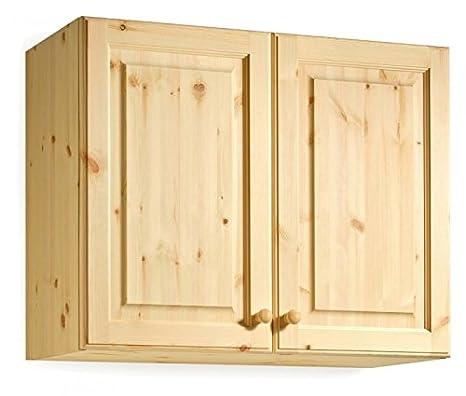 Arredamenti Rustici Pensile cucina da L90- Finitura Noce: Amazon.it ...