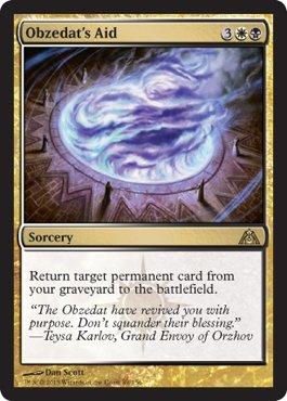 Dragons Maze (Magic: the Gathering - Obzedat's Aid - Dragon's)