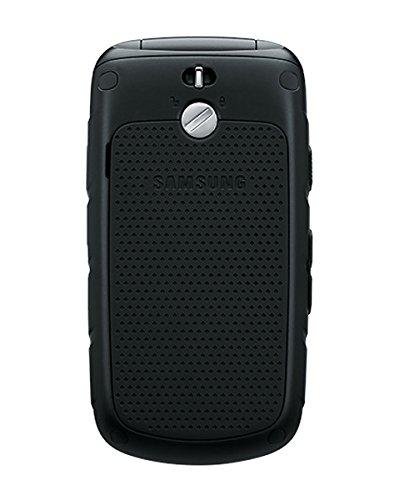 Samsung Rugby 4 B870a Unlocked GSM Tough Rugged Durable Flip Phone - Black