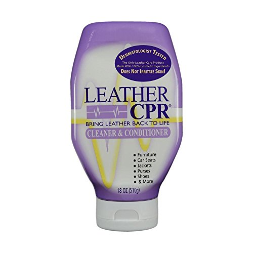 18OZ Leather CPR