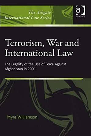 Essay in international law war