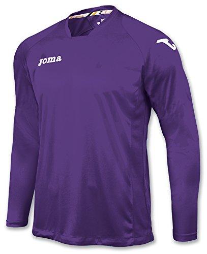 Joma 1199.99 - Camiseta de equipación de manga larga para mujer Morado - 99