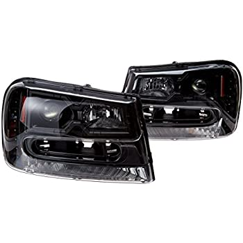 Amazon Spec D Tuning 2lhp Tblz02jm V2 Rs Chevy Trailblazer