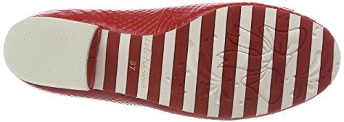 Scarpe LOLA Punta Tacco RAMONA col Chiusa Alice Rosso Donna 40 Red qE6BES