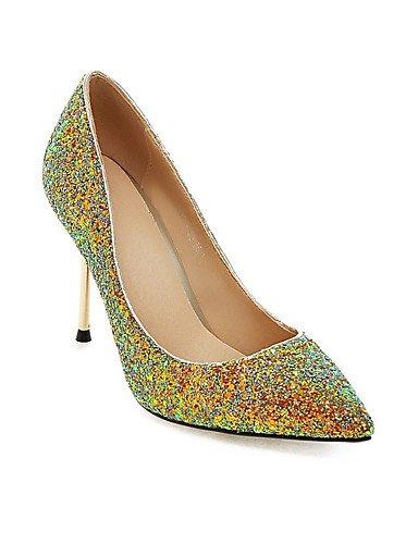 GGX/Damen Schuhe Individuelle Materialien Frühling/Sommer/Herbst/Winter Heels/spitz Zehen/Party & Abend/ pink-us10.5 / eu42 / uk8.5 / cn43