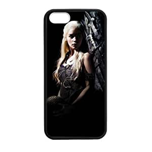 Game of Thrones Case for iPhone 5, 5s Laser Technology