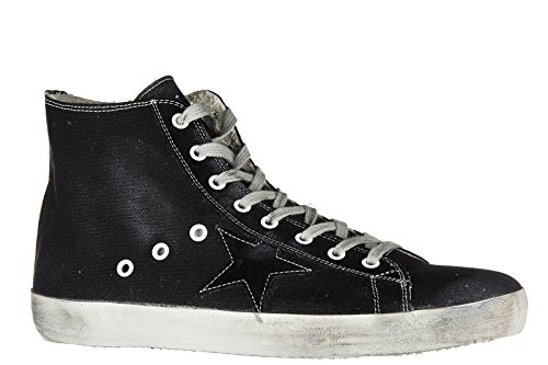 Golden Goose Men's Shoes high top Trainers Sneakers Francy Black sale huge surprise discount buy footaction cheap online buy cheap with mastercard cheap sale outlet store RZfUqJHL