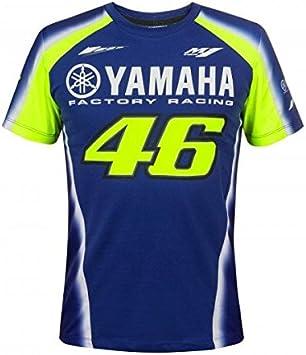 Yamaha Factory Racing Team Valentino Rossi VR46 - Camiseta MotoGP ...