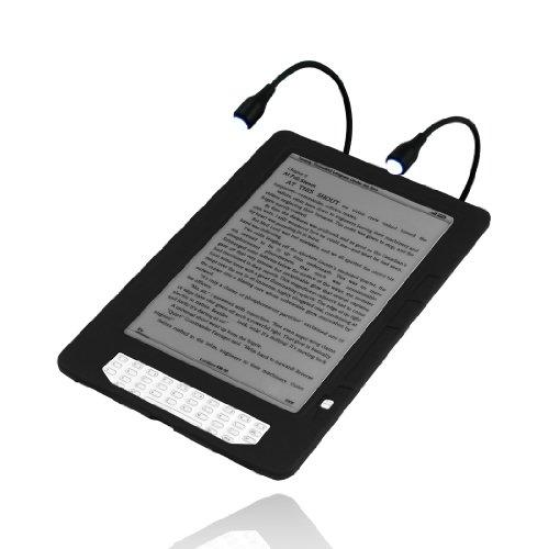 UPC 814523093087, Incipio Xenon Kindle DX Case with Reading Light, Black