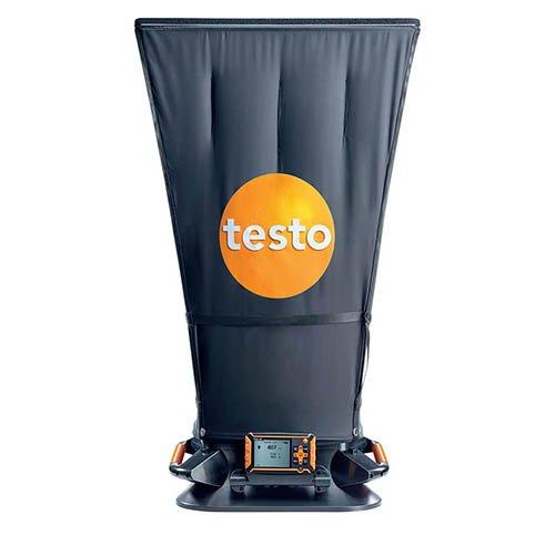 Testo 420 Balometer Flow Hood with Portable Soft Case - Balometer Capture Hood