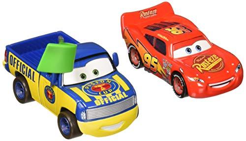 Disney Pixar Cars Lightning McQueen and Dexter Hoover 2-Pack