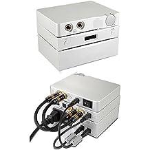 GOWE M8 USB DAC + VMV VA2 headphone amp + linear power P1 Desktop High-End Combination Kit