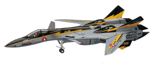 1/48 Scale Model Macross VF-19A Fighter Jet SVF-569 Lightnings Limited Edition by Hasegawa