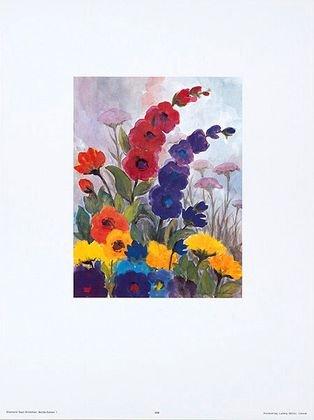 Eleonore Baur Brinkman Poster Art Print Nolde Garten I Ohne Rahmen