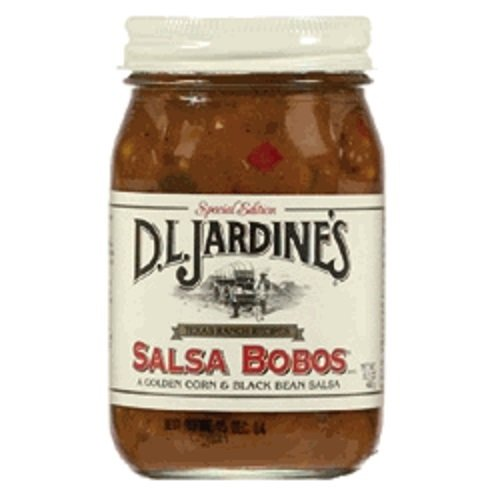 D.L. Jardine's Salsa Bobos, 16 Ounce (Pack of 6)
