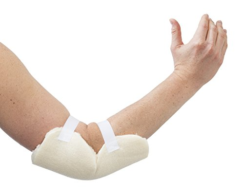 - Essential Medical Supply Sheepette Elbow Protectors