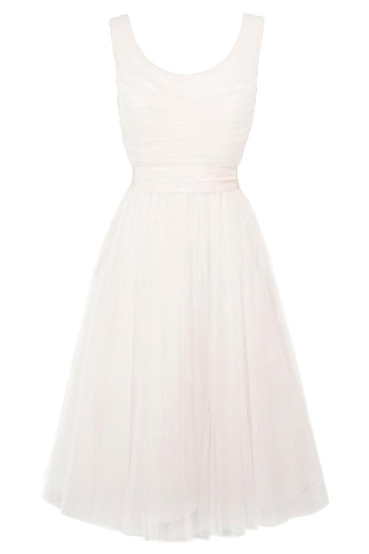 Anastasia - Women's Embrace Tulle Fairytale Dress, Ivory